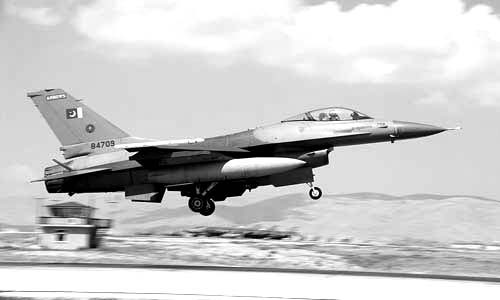 Pak F-16s entered Indian Air Space to bomb Army brigade HQ