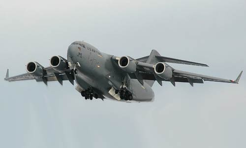 US Approves sale of additional C-17 Transport Aircraft to India